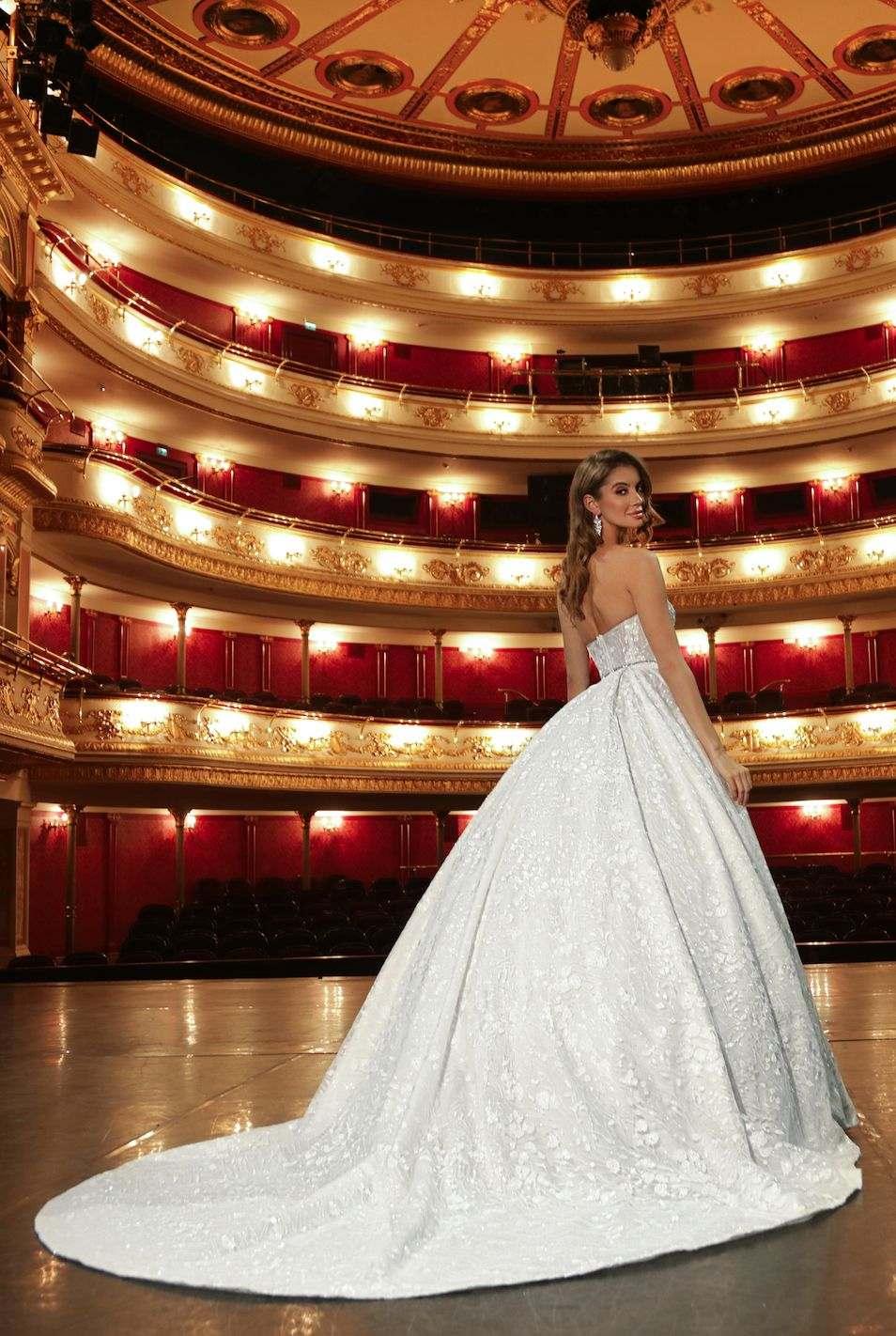 Suknia Ślubna Stambuł