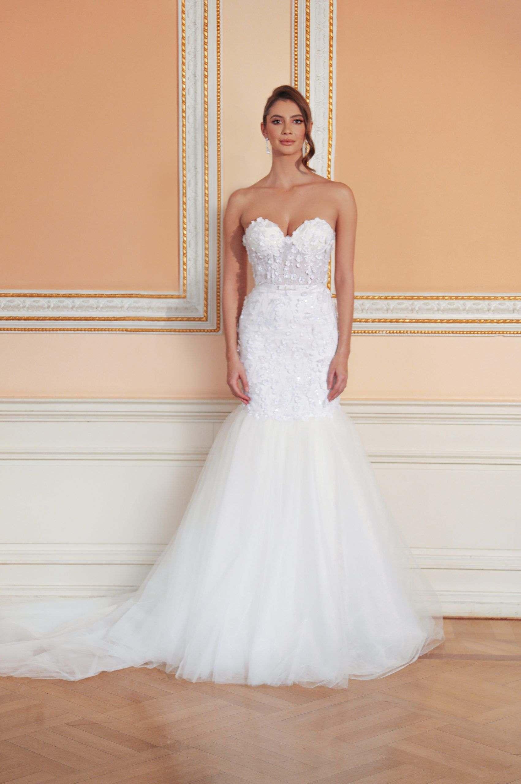 Suknia Ślubna Marsylia