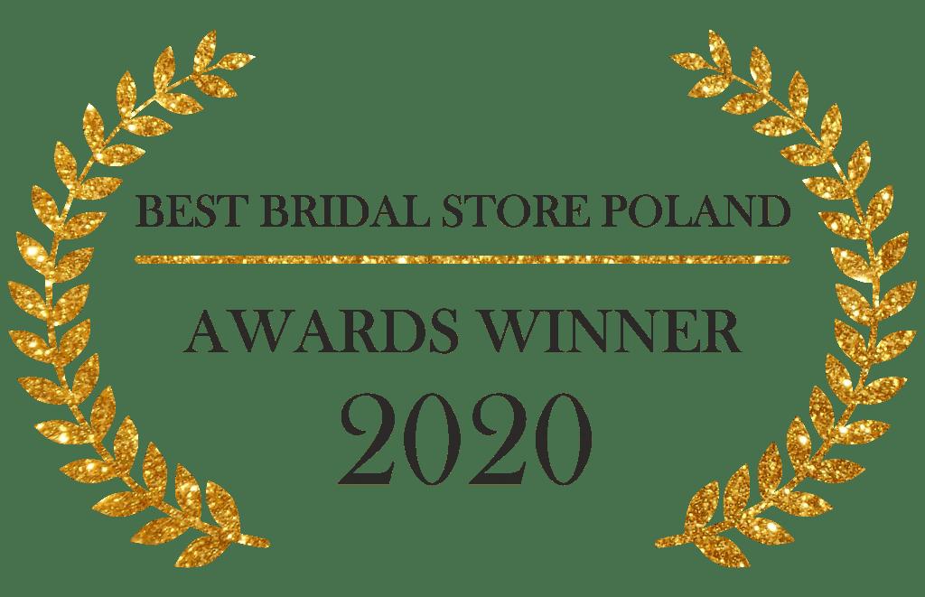 Najlepszy salon sukien ślubnych w Polsce 2020