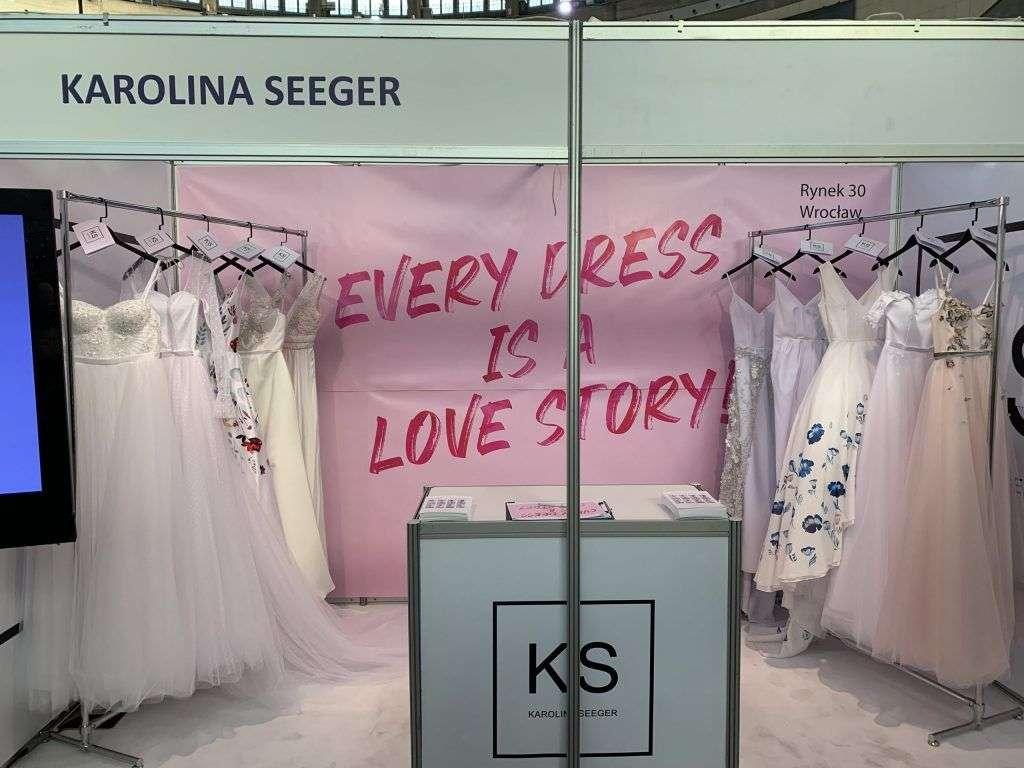 Każda suknia to historia miłosna