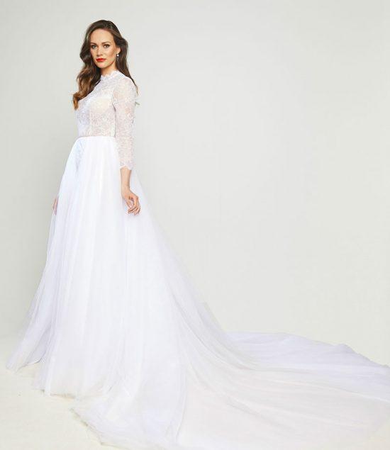 Wyjątkowa suknia ślubna – limintowana edycja